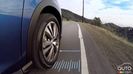 The lane keep system