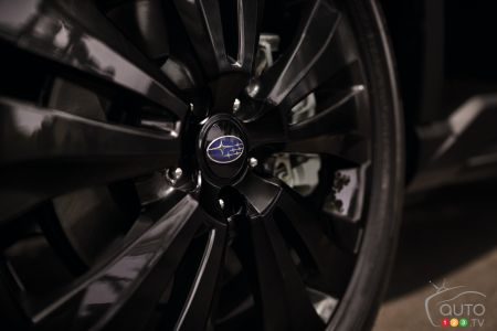 2022 Subaru Ascent Onyx, wheel