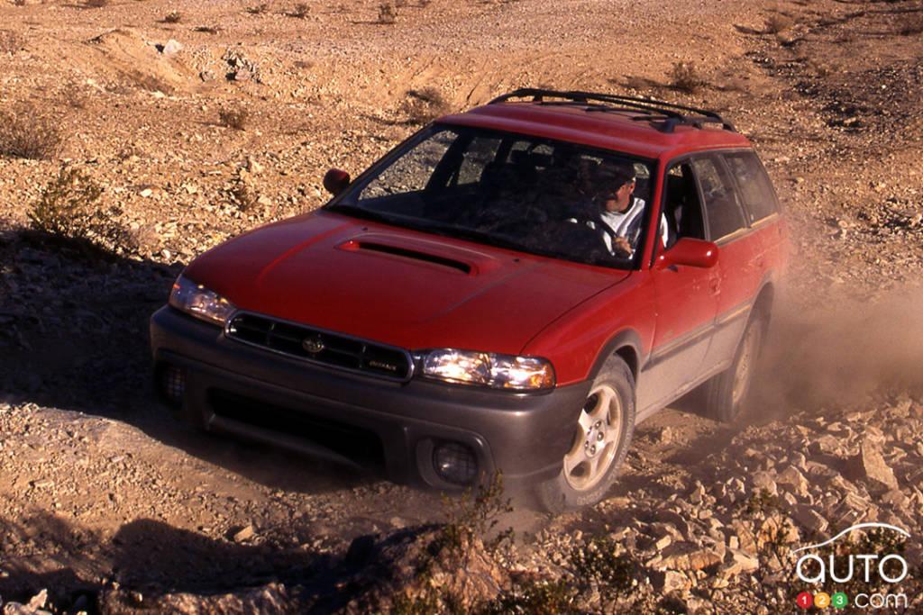 Subaru Legacy Outback 1995