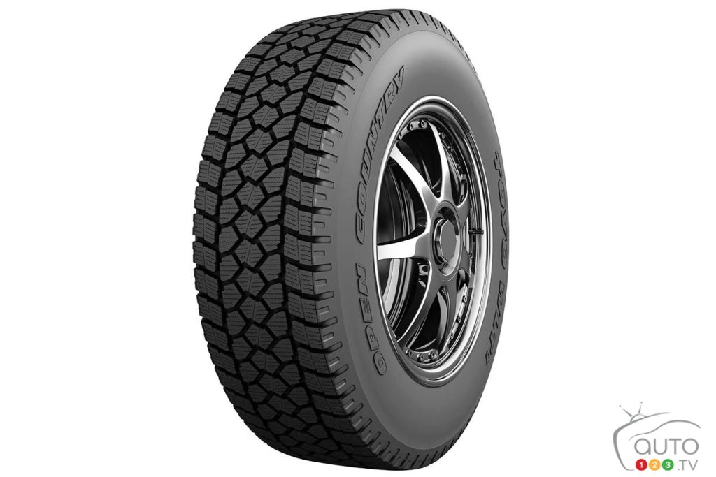 Toyo Open Country WLT-1