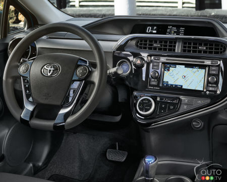 The 2019 Toyota Prius C Details Pricing For Canada Car