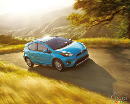 The 2019 Toyota Prius c: details, pricing for Canada | Car