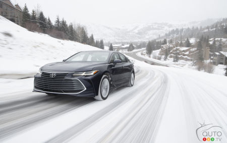 Toyota Avalon AWD 2021