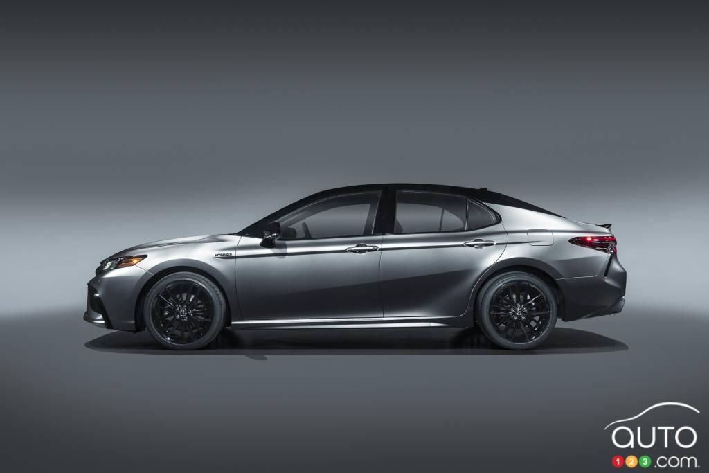 Toyota Camry XSE hybride 2021