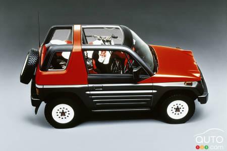 Toyota RAV4 concept, 1989