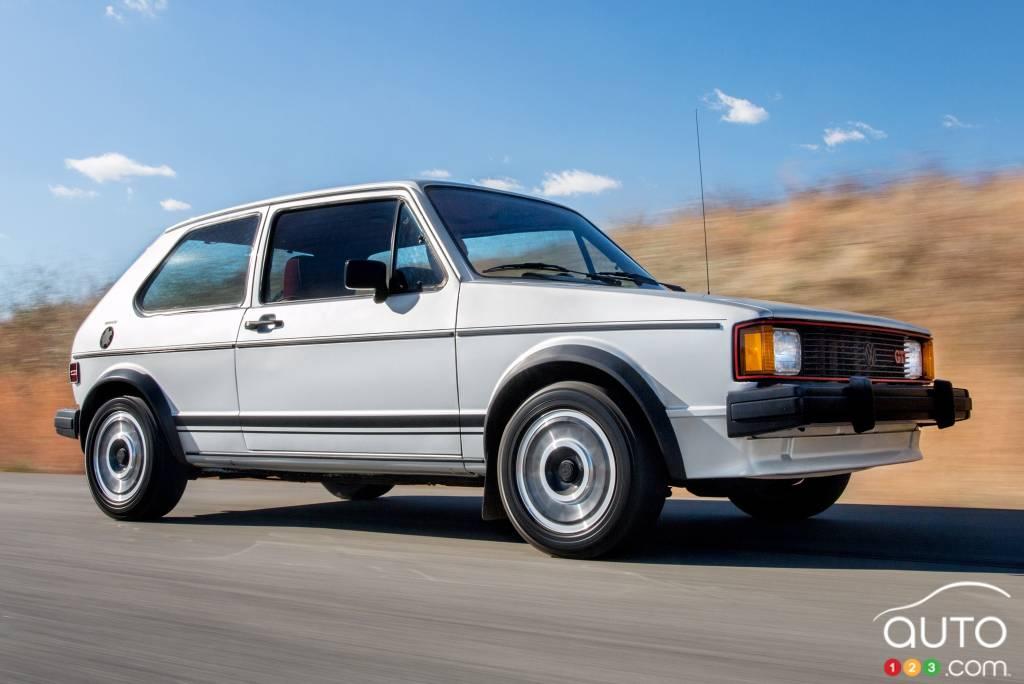 Volkswagen Rabbit GTI 1983, profil