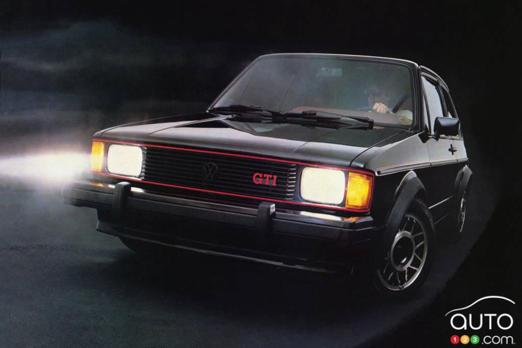 Volkswagen Rabbit GTI 1983