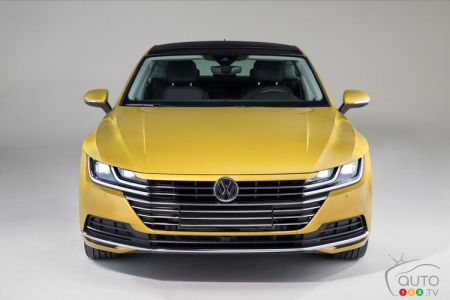 5 seat atlas and arteon r line version to debut in ny car news auto123. Black Bedroom Furniture Sets. Home Design Ideas