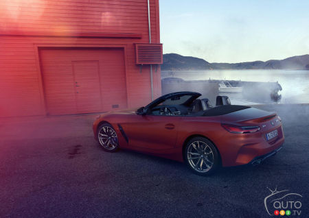 Prototype BMW Z4
