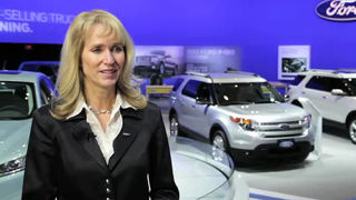 2012 video interview with Ford's president Diane Craig