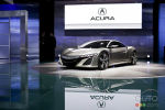 2012 Acura NSX Concept at the Detroit auto show