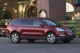 (french only) 2011 Chevrolet Traverse 2LT road-test video