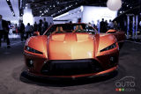 2012 Falcon Motors F7 video preview at the Detroit autoshow