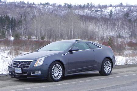 2011 Cadillac CTS4 coupe road-test video