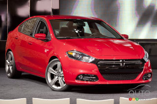 2013 Dodge Dart video at the Toronto Auto Show