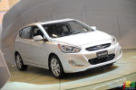 Video of the 2012 Hyundai Accent at the Montreal Auto Show