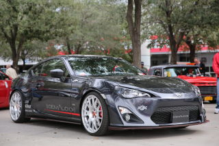 2013 Scion FR-S and Subaru BRZ video at SEMA Show 2013