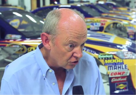 Interview with Steve Hallam of Michael Waltrip Racing
