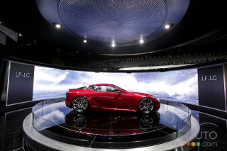 Video: What to see at the 2012 Detroit Auto Show