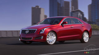 2013 Cadillac ATS video at the 2012 Detroit auto show