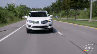 Lincoln MKC ecoboost AWD 2016 (EN)
