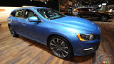 2015 Volvo V60 video from the Montreal auto-show (french)