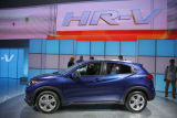 2016 Honda HR-V video at the 2014 Los Angeles Auto Show