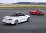 The all new 2017 Audi A5 Cabriolet and S5 Cabriolet