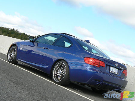 2011 BMW 335is Coupe road test video
