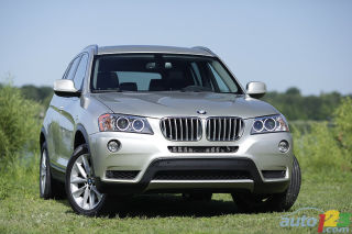 2011 BMW X3 xDrive35i walk-around video