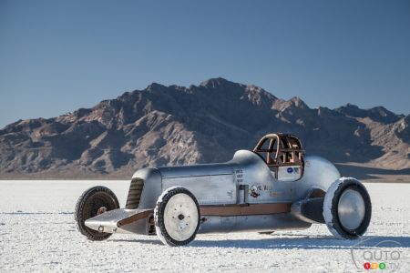 Bonneville Salt Flats 2013 pictures