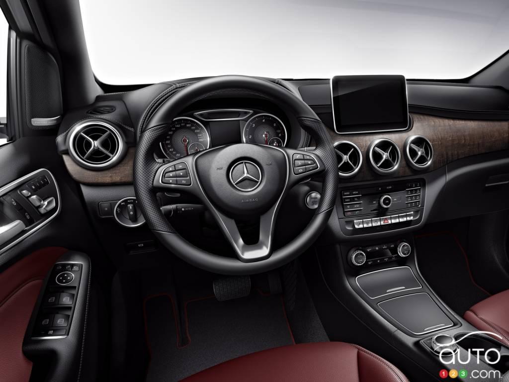 mercedes benz b 250 4matic 2015 premi res impressions essai routier essais routiers auto123. Black Bedroom Furniture Sets. Home Design Ideas