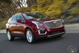 Photos du Cadillac XT5 2017