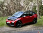 Photos de la BMW i3s 2018