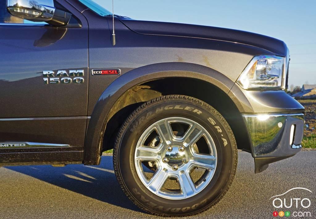 2016 Ram 1500 Laramie Limited is best luxury truck ever ...