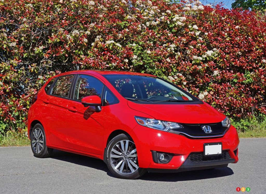 2016 honda fit ex l navi is a model of versatility car