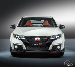 2016 Honda Civic Type R pictures