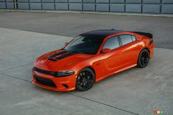 Dodge Charger Daytona 392 2018
