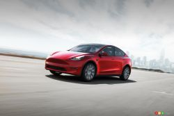 Introducing the new 2021 Tesla Model Y
