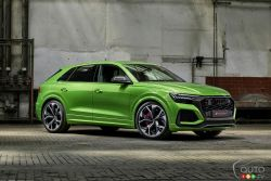 Introducing the 2020 Audi RS Q8