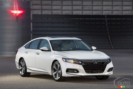 2018 Honda Accord pictures