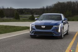 Introducing the 2020 Cadillac CT4-V and CT5-V