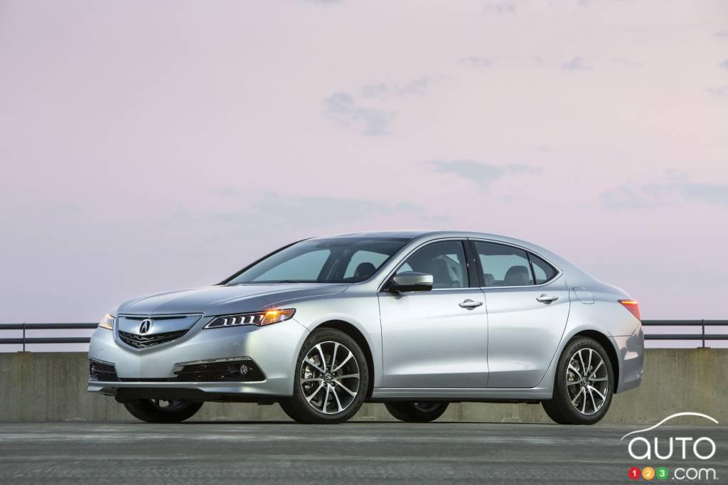 2015 Acura TLX SH-AWD Elite Review