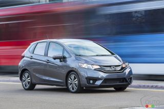2016 Honda Fit pictures