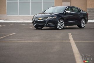 gm recalls 1 4 million old models due to fire risk car. Black Bedroom Furniture Sets. Home Design Ideas