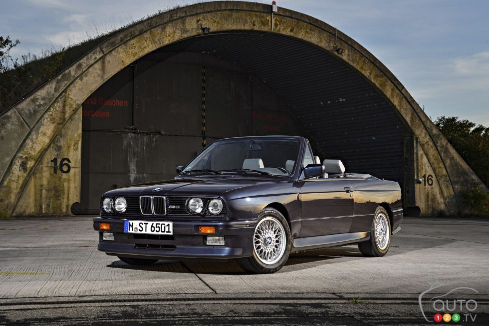 30 Years Of Bmw M3 Pictures Photo 29 Of 173 Auto123