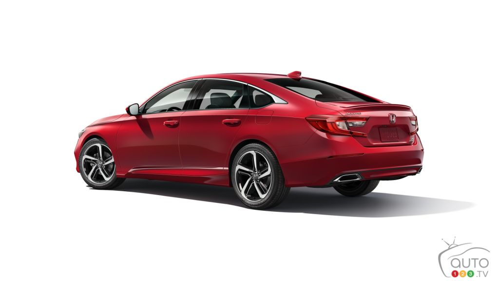 2018 Honda Accord Goes For Sophistication Not A