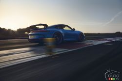 Introducing the 2022 Porsche 911 GT3