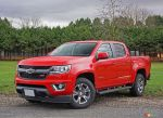 Photos du Chevrolet Colorado Z71 Crew Cab short box AWD