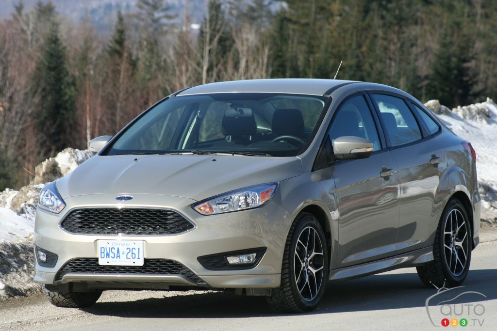 2015 ford focus se review editor 39 s review car news auto123. Black Bedroom Furniture Sets. Home Design Ideas
